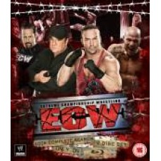 WWE ECW 2006 DVD (Bluray)
