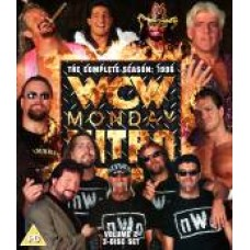 WCW Monday Nitro 1996 DVD (Bluray)