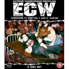 ECW Hardcore TV 1995 DVD (Bluray)