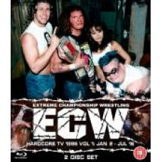 ECW Hardcore TV 1996 DVD (Bluray)