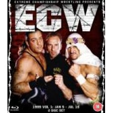 ECW Hardcore TV 1999 DVD (Bluray)