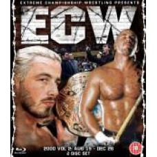 ECW Hardcore TV 2000 DVD (Bluray)