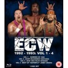 Best of ECW 1992 - 1993: Volume 1-4