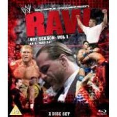WWE Raw 1997 DVD (Bluray)