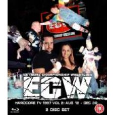 ECW Hardcore TV 1997 DVD (Bluray)