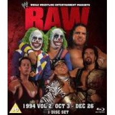 WWE Raw 1994 DVD (Bluray)