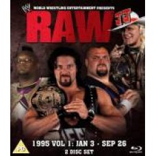 WWE Raw 1995 DVD (Bluray)