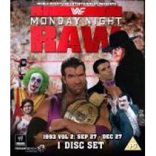 WWE Raw 1993 DVD (Bluray)