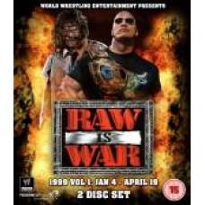 WWE Raw 1999 DVD (Bluray)