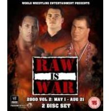WWE Raw 2000 DVD (Bluray)